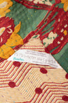 Glad No. 1 Kantha Large Throw