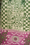 Hope No. 12 Kantha Large Throw