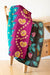 Sugar no. 1 Kantha Mini Blanket