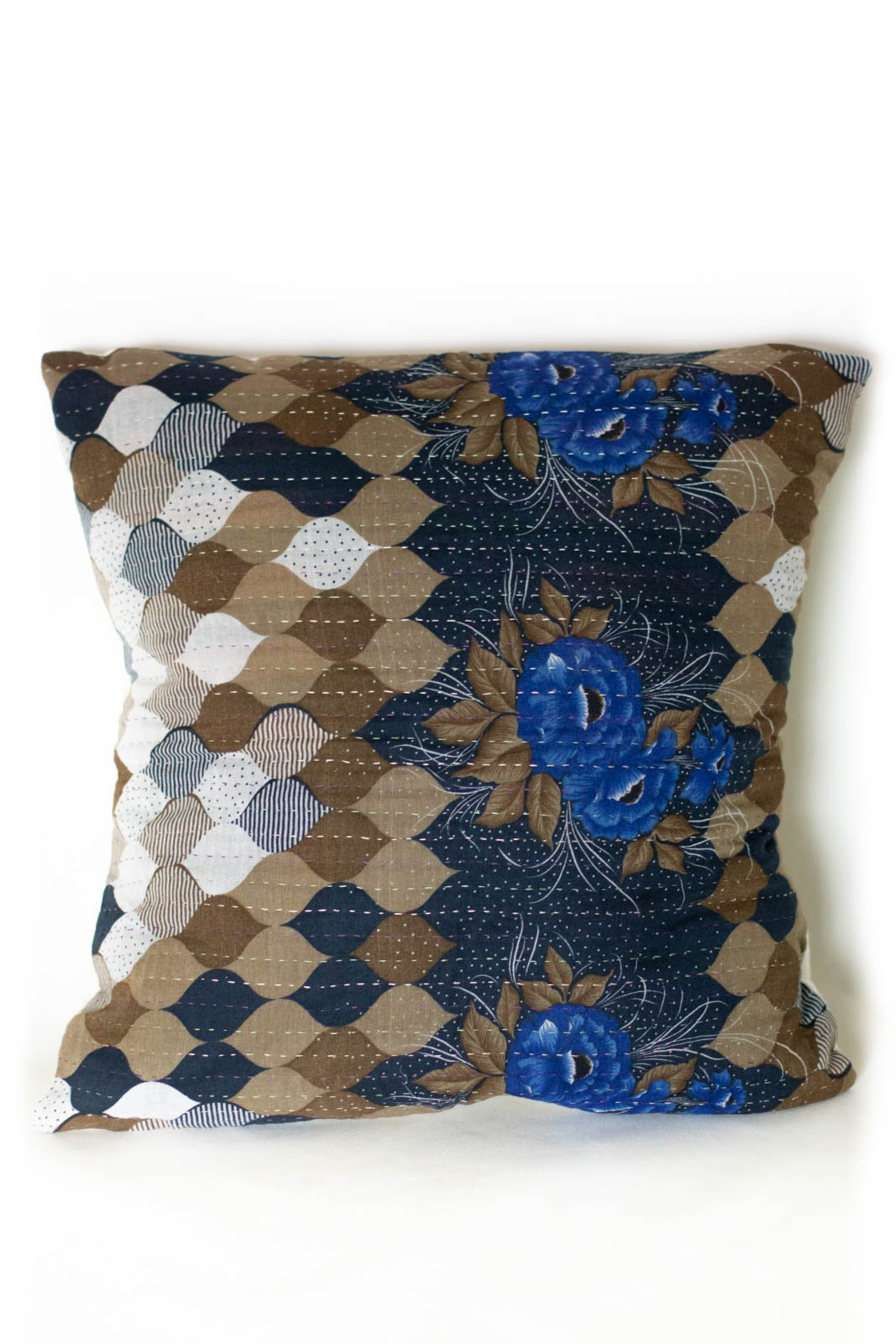 Marvelous no. 1 Kantha Pillow Cover