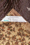 Flair Silk Blend Kantha Throw