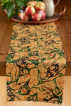 Kantha Table Runner Silk Blend F5