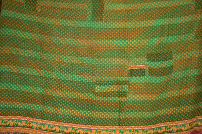 Holiday no. 9 Kantha Large Throw