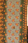 Christmas Holiday Kantha Throw