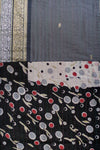 Kantha Table Runner Silk Blend B3