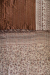Kantha Table Runner Silk Blend B5