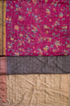 Kantha Table Runner Silk Blend A9
