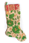 Kantha Holiday Stocking A1