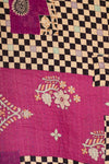 Care No. 6 Kantha Large Throw