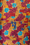 Care No. 7 Kantha Large Throw