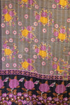 Care No. 11 Kantha Large Throw
