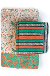 Together no. 18 Kantha Throw & Mini Set