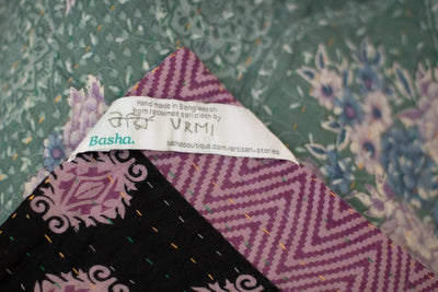 Darling no. 4 Kantha Mini Blanket