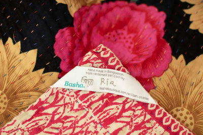 Darling no. 14 Kantha Mini Blanket