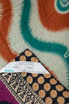 Little no. 1 Kantha Mini Blanket