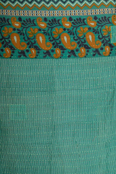 Little no. 4 Kantha Mini Blanket