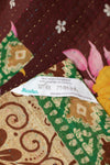 Delight no. 4 Kantha Mini Blanket