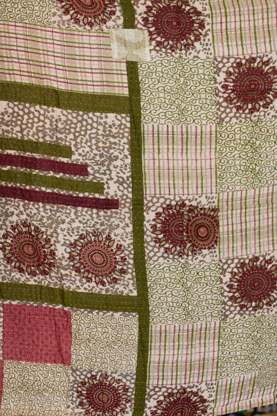 Special no. 1 Kantha Mini Blanket