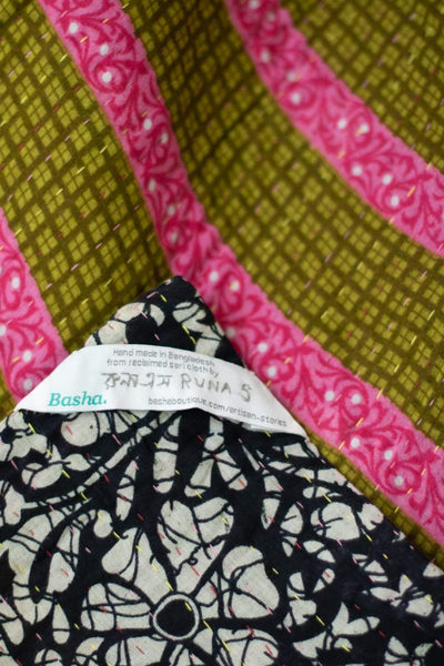 Sugar no. 13 Kantha Mini Blanket