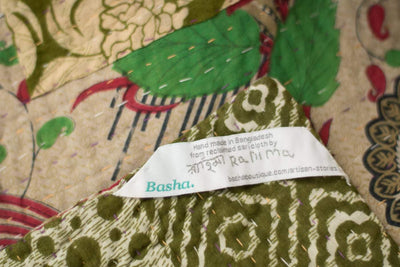 Adored no. 12 Kantha Mini Blanket