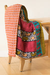 Dear no. 5 Kantha Mini Blanket