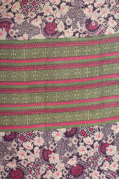 Cherish no. 8 Kantha Mini Blanket
