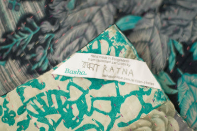 Darling no. 5 Kantha Mini Blanket