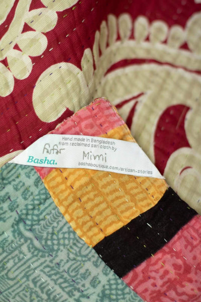 Special no. 7 Kantha Mini Blanket
