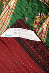 May Silk Kantha Throw