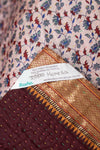 Vital Silk Blend Kantha Throw