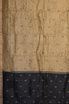 Creative Silk Blend Kantha Throw