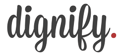 dignify Logo. Copyright: dignify