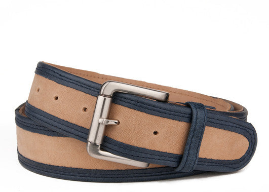 Keggy Guy Belt (Beige/Navy)