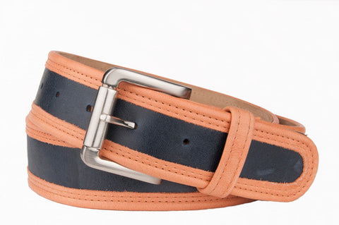 Keggy Guy Belt (Navy/Orange)