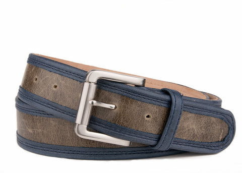 Keggy Guy Belt (Olive/Navy)