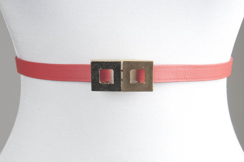 Square Cutout Buckle