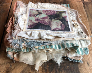 Fragrance Fabric Book Class