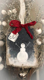 Christmas 2018 ornaments online class