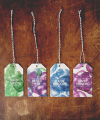 Gift Tag Pack | Watercolor
