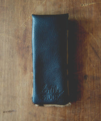 Leather Corkscrew Pouch | Summer Collection