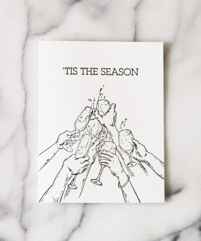 Holiday Greeting Card | 'Tis the Season