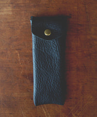 Leather Corkscrew Pouch | Neutrals