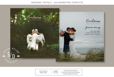 Photoshop Templates for Professional Photographers | Savant Design ...