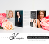 Photography Template, Glamour Accordian Photography Template, Marketing Brochure Template for Photographers, AB100, INSTANT DOWNLOAD