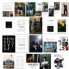 What to Wear Senior Guys Guide, a Styled Modern Magazine Photoshop Template for Photographers, WTG101G