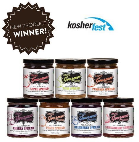 2019 Kosher Fest New Product Competition Winner - Gina's Gourmet Pantry