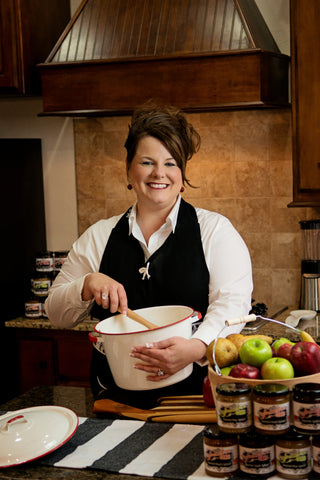 Gina Hollingsworth, Founder Gina's Gourmet