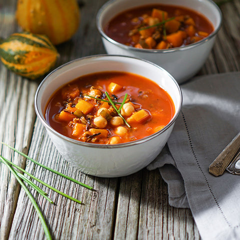 Pumpkin Chicken Chili - Gina's Gourmet