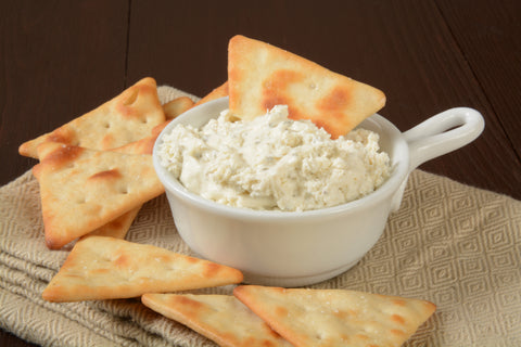 Pear Cream Cheese Topping - Gina's Gourmet Pantry
