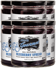 Load image into Gallery viewer, All-Natural Blueberry Spread ~ Wholesale: 6 units per case